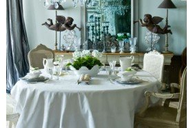 Chambord fine French Tablecloth
