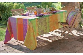 Mille Patios Tablecloth by Garnier-Thiebaut