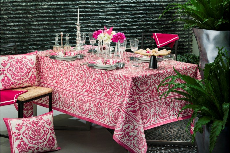 Saint Tropez French Tablecloth By Beauville