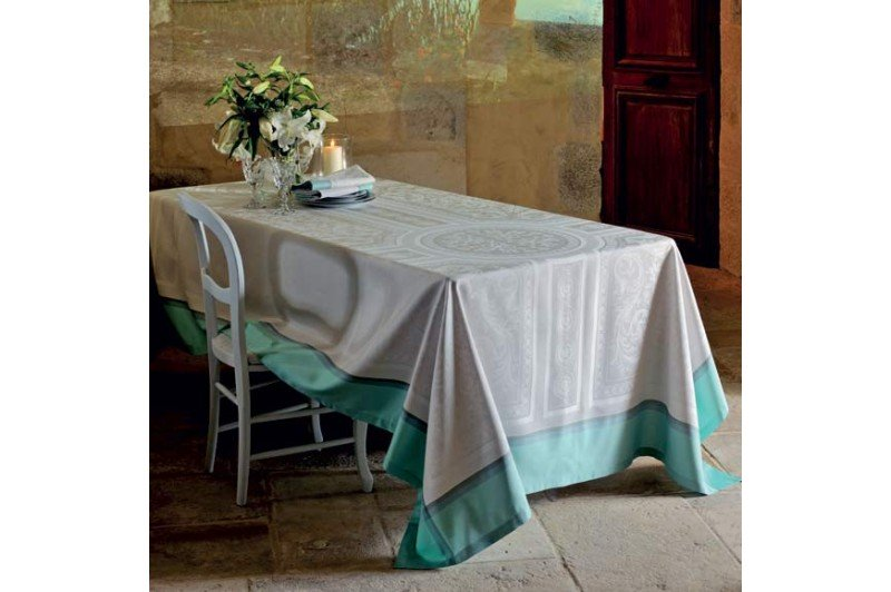 Jardins La Fran Aise Luxury Tablecloths By Garnier Thiebaut