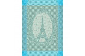 Eiffel Tower Vintage Kitchen Towel by Garnier-Thiebaut