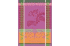 Raspberries Kitchen Towel