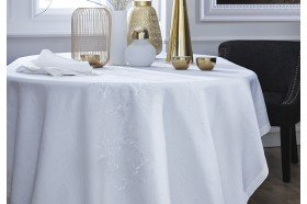 Pleiades Embroidered Tablecloth by Alexandre Turpault
