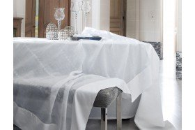 Margaux Luxury Embroidered Tablecloth