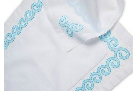 Grand Large Embroidered Tablecloth