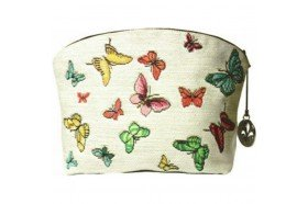 Butterfy Fantasy Luxury Makeup Bag