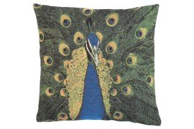 Peacock luxury Tapestry Pillow
