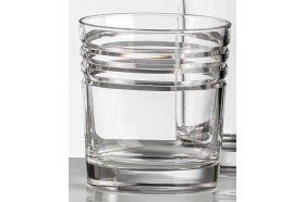 Carlton Luxury French crystal glassware