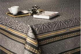 Victoria luxury French tablecloth by Beauvillé