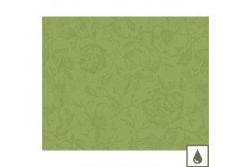 Mille Charmes Green Coated Placemat Garnier-Thiebaut