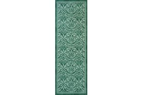 Saint Tropez Emerald Table Runner by Beauvillé