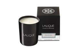 Lalique Peuplier luxury scented candles