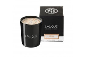 Lalique Orange Neroli luxury scented candles