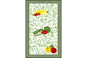 Romarin French Tea Towel by Beauville