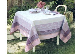 Fayences French luxury Tablecloth Garnier-Thiebaut