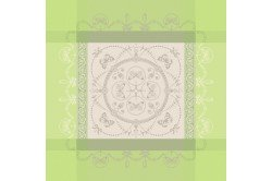 Eugenie French luxury napkins by Garnier-Thiebaut