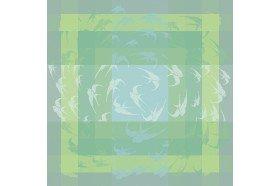 Envolee Brume napkins by Garnier-Thiebaut