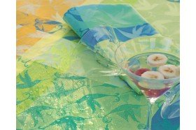Mille Colibris Maldives table Napkins by Garnier-Thiebaut