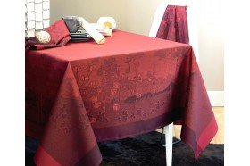 Paysage Scarlett Tablecloth