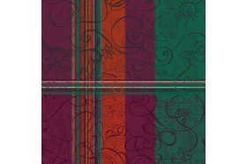 Mille Asters Noel Christmas napkins by Garnier-Thiebaut