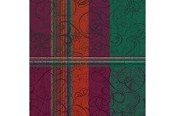 Mille Asters Noel Christmas napkins by Garnier-Thiebaut