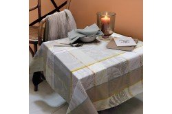 Mille Tropiques French Tablecloth by Garnier-Thiebaut