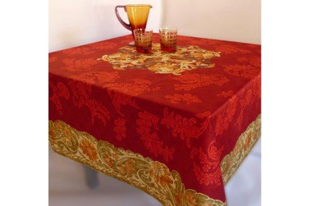 Ponte Vecchio Tablecloth