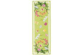 Orchids French luxury Table Runner by Beauvillé