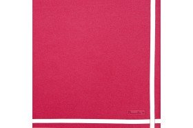 Two Color Napkin Pink