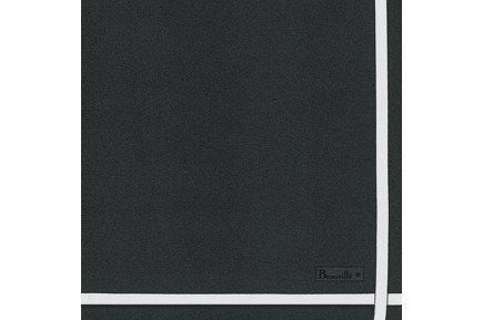 Two Color Napkin Graphite