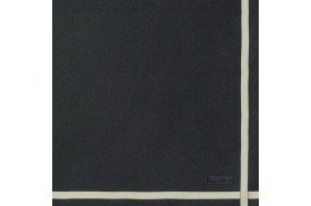 Two Color Napkin Slate