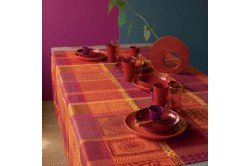 Mille Wax Coated Tablecloth