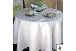 Mille Charmes French tablecloth by Garnier-Thiebaut
