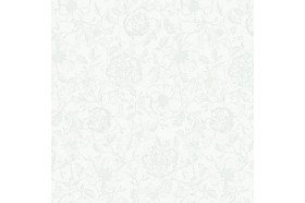 Mille Charmes damasked Napkin Garnier-Thiebaut