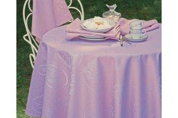 Mille Eclats Coated Tablecloth
