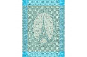 Eiffel Tower Vintage Kitchen Towel by Garnier-Thiebaut