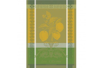 Lemons Kitchen Towel