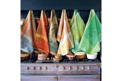 Oranges Kitchen Towels