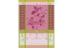 Strawberries Kitchen Towel