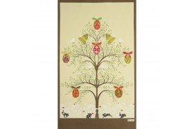 Easter Tree Tea Towel