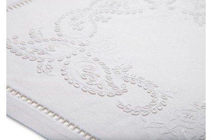 Cashmere Embroidered Napkin