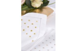 Pois Embroidered Napkin
