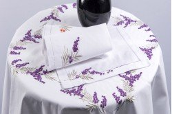 Arbouse Embroidered Tablecloth