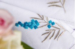 Arbouse Embroidered Napkin