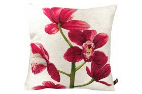 Red Ordichs French Luxury Tapestry Pillow