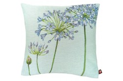 Agapanthus French LuxuryTapestry Pillow