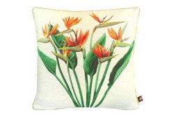 Birds of Paradise 2 French Tapestry Pillow