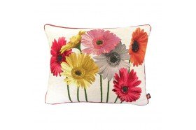 Daisies Melo French Tapestry Pillow
