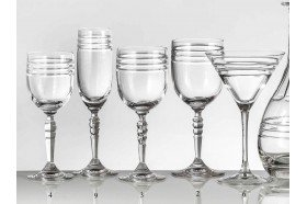 Carlton French Luxury Crystal Glassware