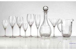 Saint Remi Luxury Crystal Glassware